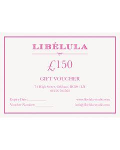 Gift Voucher - £150.00