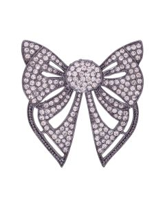 Large Bow Brooch