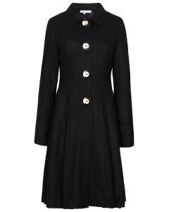 Farndon Coat - Black