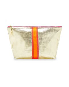 Small Sheeny Gold Bag