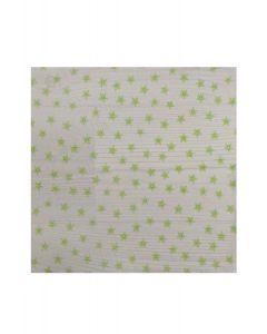 Pocket Square - Dotty Star Print