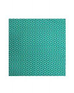 Pocket Square - Repeat Circle Print