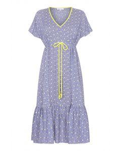 Midi Violet Dress