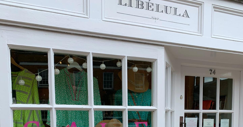 Libelula Storefront